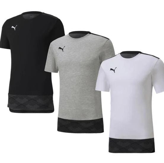 3er Pack Puma Team T Shirt 100 Baumwolle