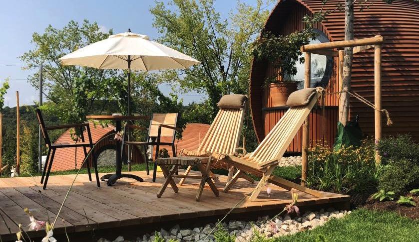 4 Glamping Resorts Biosphaere Bliesgau
