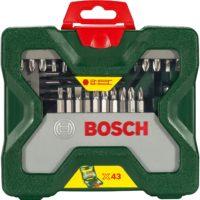 Bosch 43tlg. X Line Sechskantbohrer  und Schrauber Set