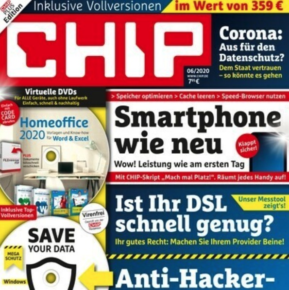 Chip Plus im Abo