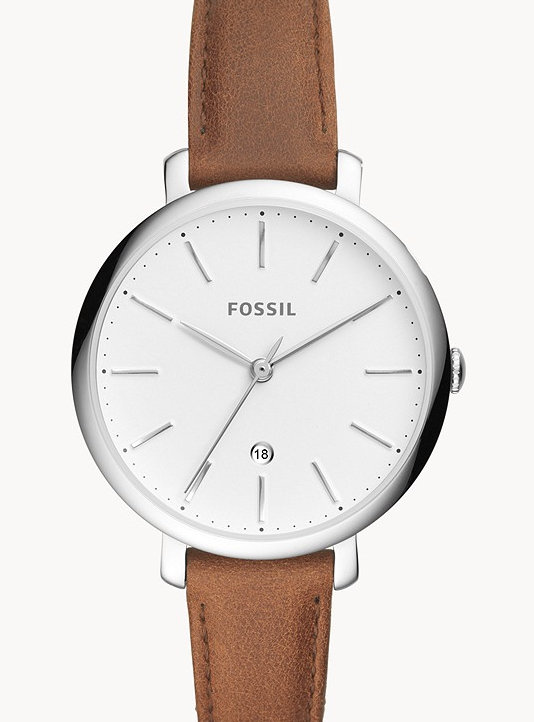 Datum Leder Braun   ES4368   Fossil 2020 05 04 10 11