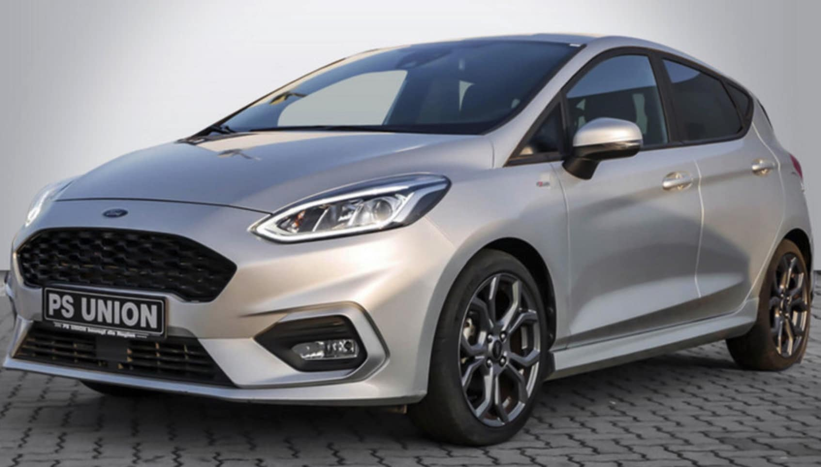 Ford Fiesta 1.0 ST Line 140PS fuer 123 mtl.