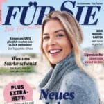 Jahresabo ''Für Sie'' 👩🦰😊 für nur 85€ + z.B. 75€ BestChoice-Gutschein