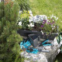 Gardena Kleingeraete Aktion  4 teiliges Garten Set ambient 2