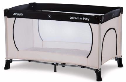 Hauck Kinderreisebett Dream N Play Plus