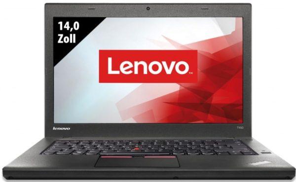 Lenovo ThinkPad T450 14 fuer 319 Neu 600