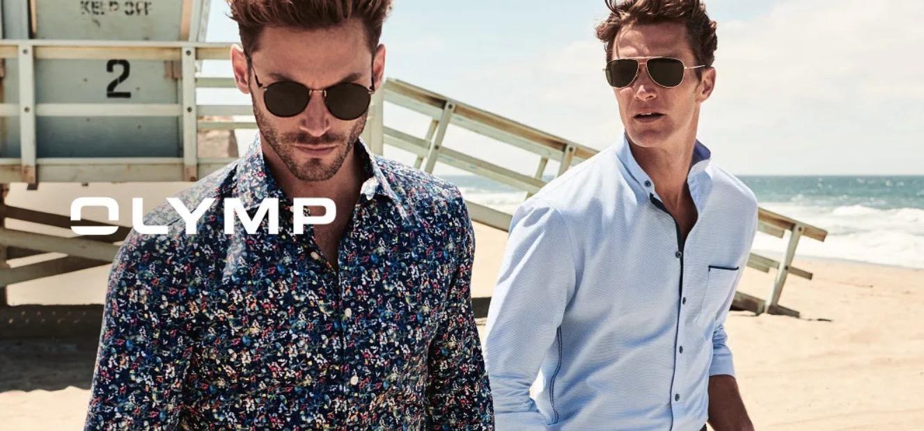 Olymp Sale mit bis zu 66 Rabatt  zB Hemden ab 23