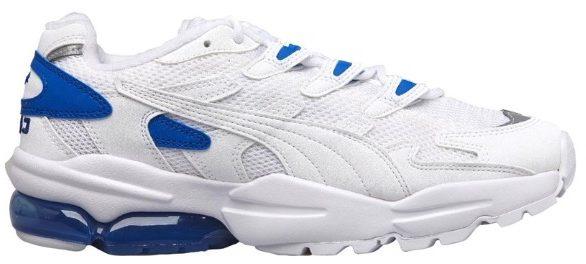 Puma Herren Cell Alien Og Sneakers Blau e1600781279202