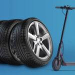 Endspurt: 20% auf Reifen, Motoröl, E-Scooter, Fahrräder & Auto-Zubehör