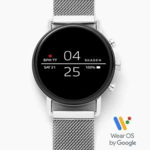 Smartwatch Falster 2 Milanaise SKU SKT5102