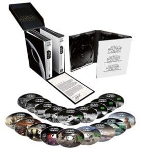 Star Wars 1-9 💫 Die komplette Skywalker Saga (Blu-ray) // 4K für 120€