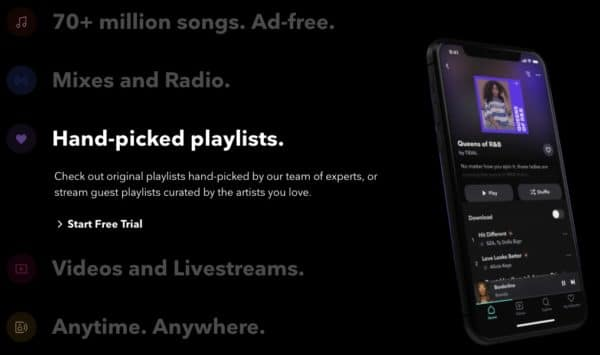TIDAL   High Fidelity Music Streaming 2021 05 10