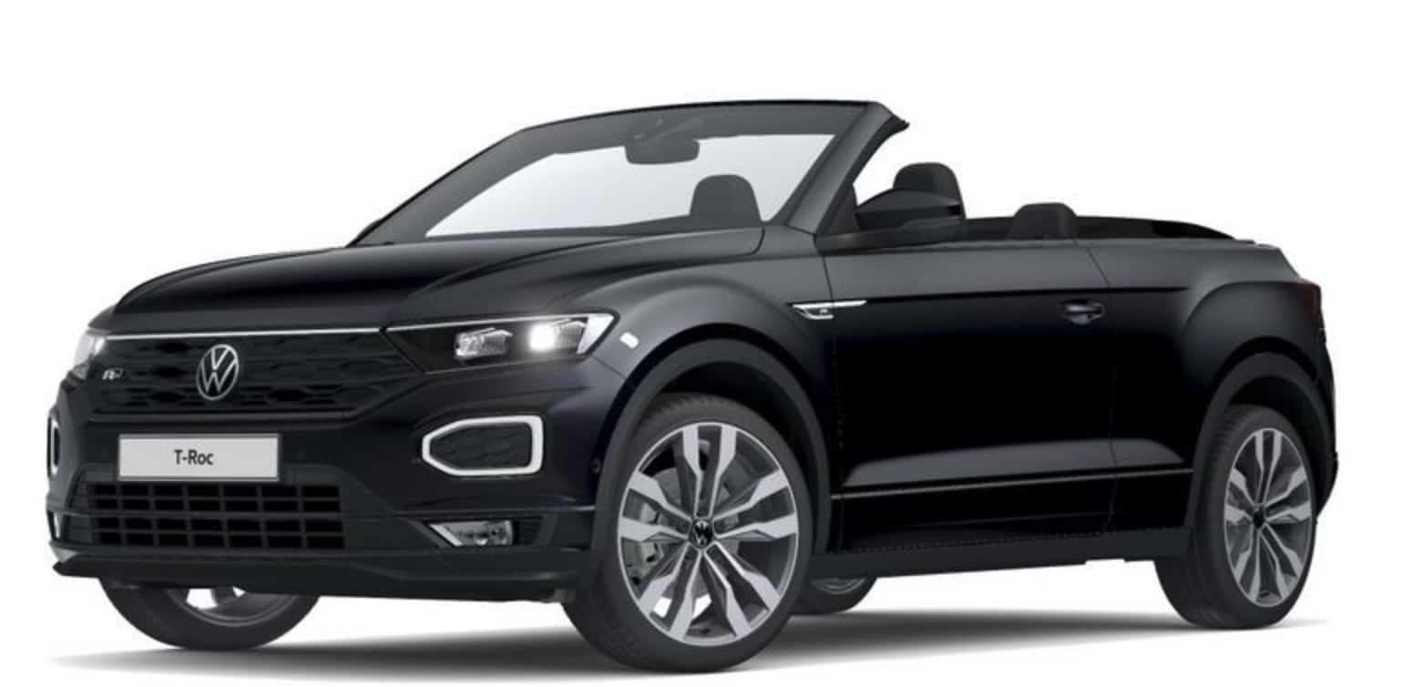 VW T Roc Cabrio