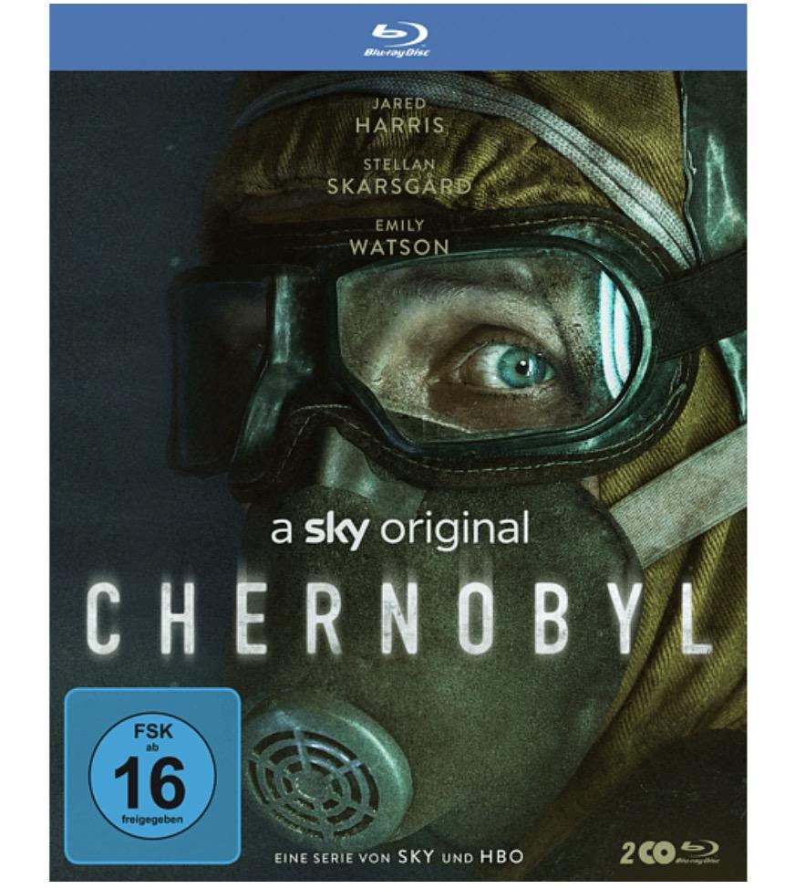 [Prime] Chernobyl - Die komplette Serie (2 Blu-rays)