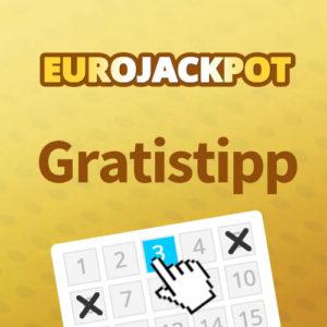 EuroJackpot mit 75 Mio. € 💰🍀 Gratis-Tipp für NK // 20% für BK