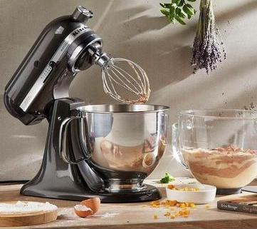 kitchenaid kitchenaid kuechenmaschine artisan 5ksm150ebz 300 watt schuessel 4 8 liter 2