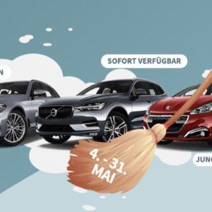 Sofort verfügbare Leasing-Deals 🌟 z.B. der Citroën C5 für 69€ mtl.