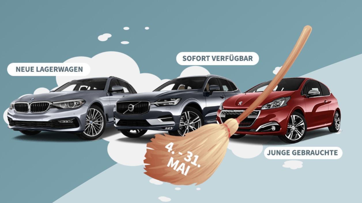 Sofort verfügbare Leasing-Deals 🌟 z.B. der BMW 520xDrive für 339€ mtl.