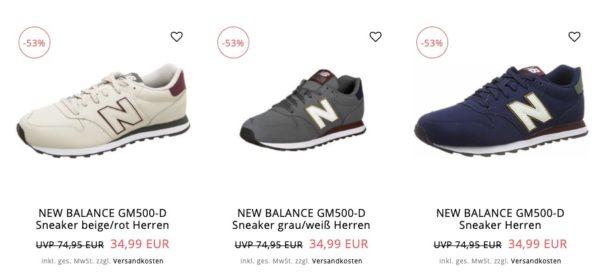 new balance sale
