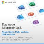 [Endspurt] Microsoft 365 Family (= Office 365 Home) für 6 Nutzer (mit Word, Excel, PowerPoint, usw.)