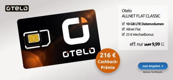 otelo cashback d 200520