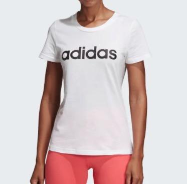 Adidas ESSENTIALS LINEAR T SHIRT