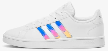 Adidas Grand Court Base Shiny fuer 3999 statt 50