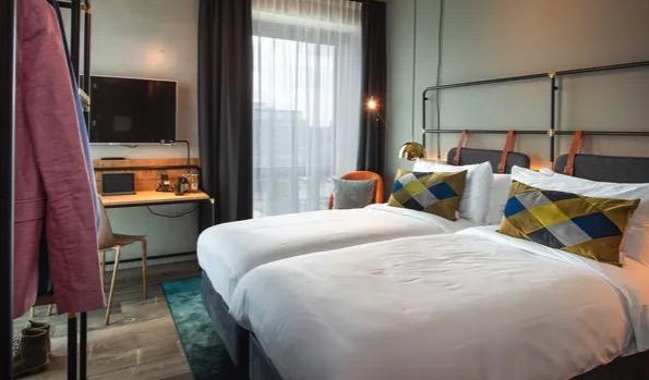 Amsterdam   1x UEbernachtung zu zweit im 4 OEko Hotel ab 49 Euro