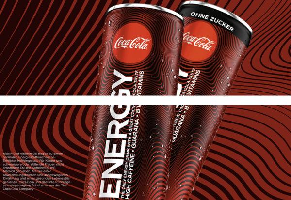 Coca Cola Energy Energydrink mit Koffein und Guarana mit dem unverwechselbaren Coke Geschmack mit Zucker EINWEG Dose 12 x 25 2020 06 30 10 15