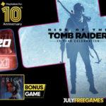 Gratis mit PS Plus: Rise of the Tomb Raider + NBA 2K20 + Erica