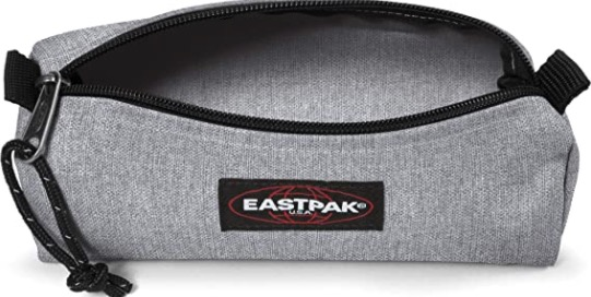 Eastpak Benchmark Single Federmaeppchen 21 cm Grau Sunday Grey