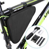 Explopur Bike Triangle Bag   Fahrrad Dreieck Tasche Fahrradtasche Frontrohr Rahmen Radfahren Fahrrad Taschen MTB Rennrad Tasche