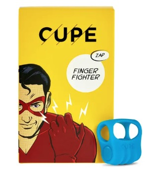 Finger Fighter Fingervibrator von Cupe