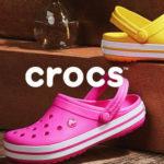 Heute versandkostenfrei: Crocs im Sale 🎉 z.B. Pantoletten für 10€, Clogs für 17€ usw.