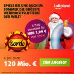 El Gordo 💰 Sommer-Lotterie mit 120 Mio € Gesamtgewinn (ab 1,99€ für NK)