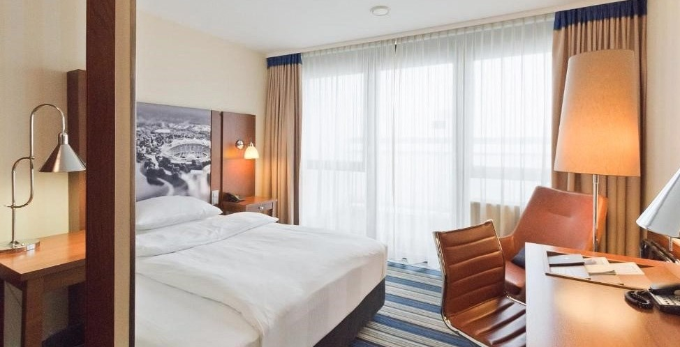 Muenchen 1x UEbernachtung zu zweit im modernen 4 Hotel ab 49