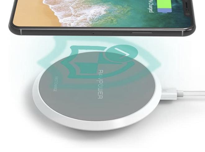 RAVPower Wireless Charger 10W Wireless Ladegeraet Amazon.de Elektronik 2020 06 03 19 20