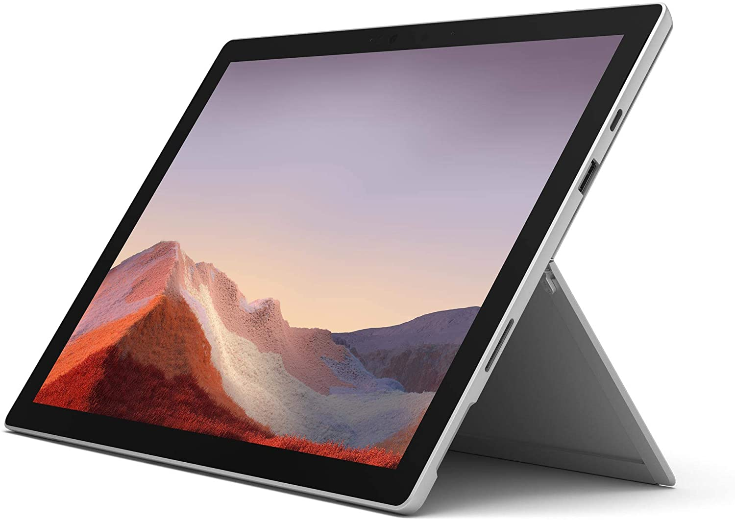Microsoft Surface Pro 7 💻 12'' 2-in-1 Tablet mit 8GB/256GB SSD & Core i5