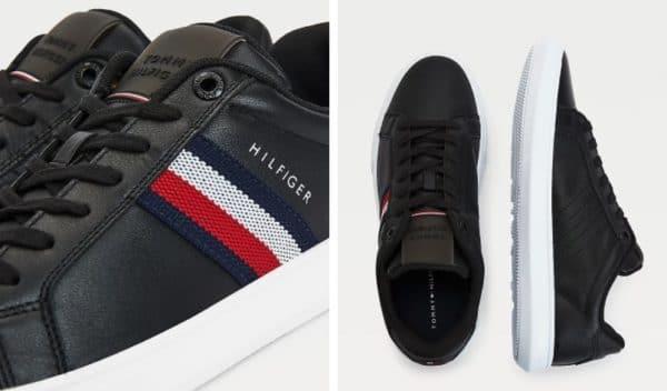 Tommy Hilfiger Essential Sneaker aus Leder