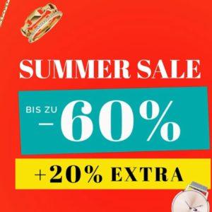 Uhren  Schmuck Sale  20 Extra Rabatt