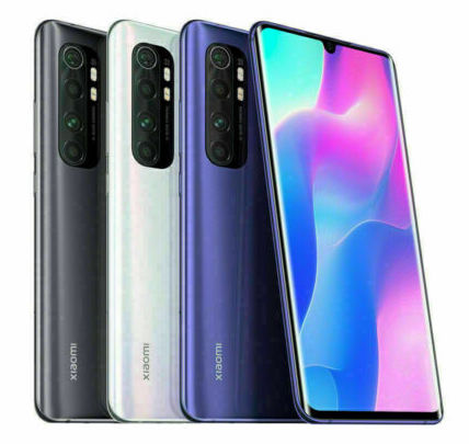 Xiaomi Mi Note 10 Lite 📲 mit 64MP Penta Kamera & AMOLED-Display