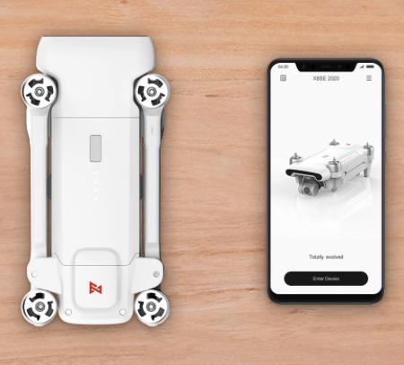 Unter 300€ 😃 Fimi X8 SE 2020 🚁 4K-Drohne mit 3-Achsen-Gimbal & 35 Min. Flugzeit (aus EU)