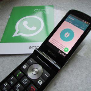 P/L-Tipp 👴💥 250 Min + SMS + 500MB + Seniorenhandy für 4,99€ mtl. (D2)