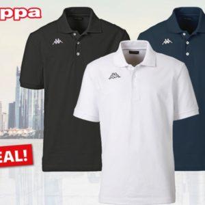 3er Pack Kappa Baumwoll Poloshirts