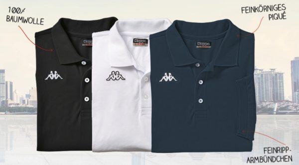 3er Pack Poloshirts Kappa