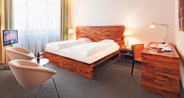 Berlin 2x UEF im zentralen 4 Moevenpick Hotel ab 79 pro P.