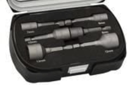 Bosch Professional 6tlg. Steckschluessel Set