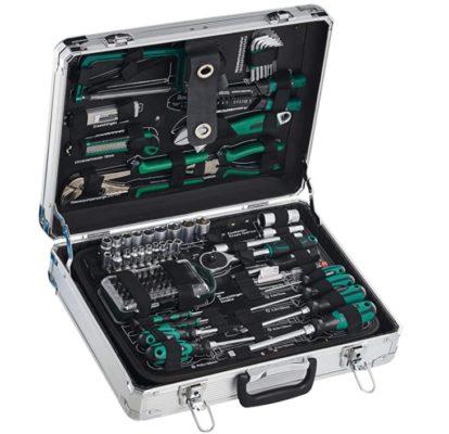 Brueder Mannesmann 124 tlg. Werkzeugsatz im Alukoffer M29072 414x400 1