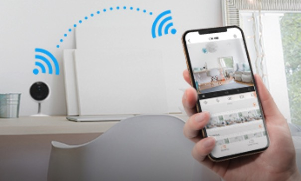 Ezviz Indoor Security Cam mit FullHD  PIR Technologie