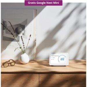 Google Nest Hub  gratis Google Nest Mini